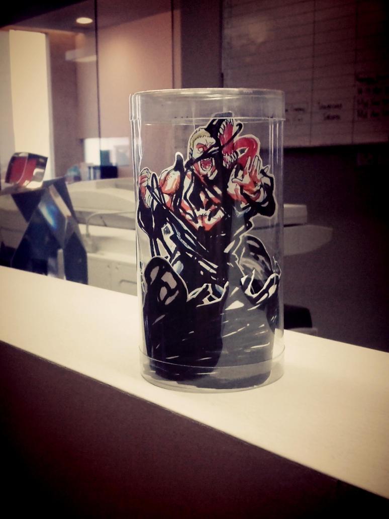 Venom in a Jar by SetaGila
