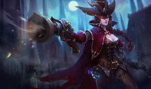 Miss Fortune - Witch Hunter