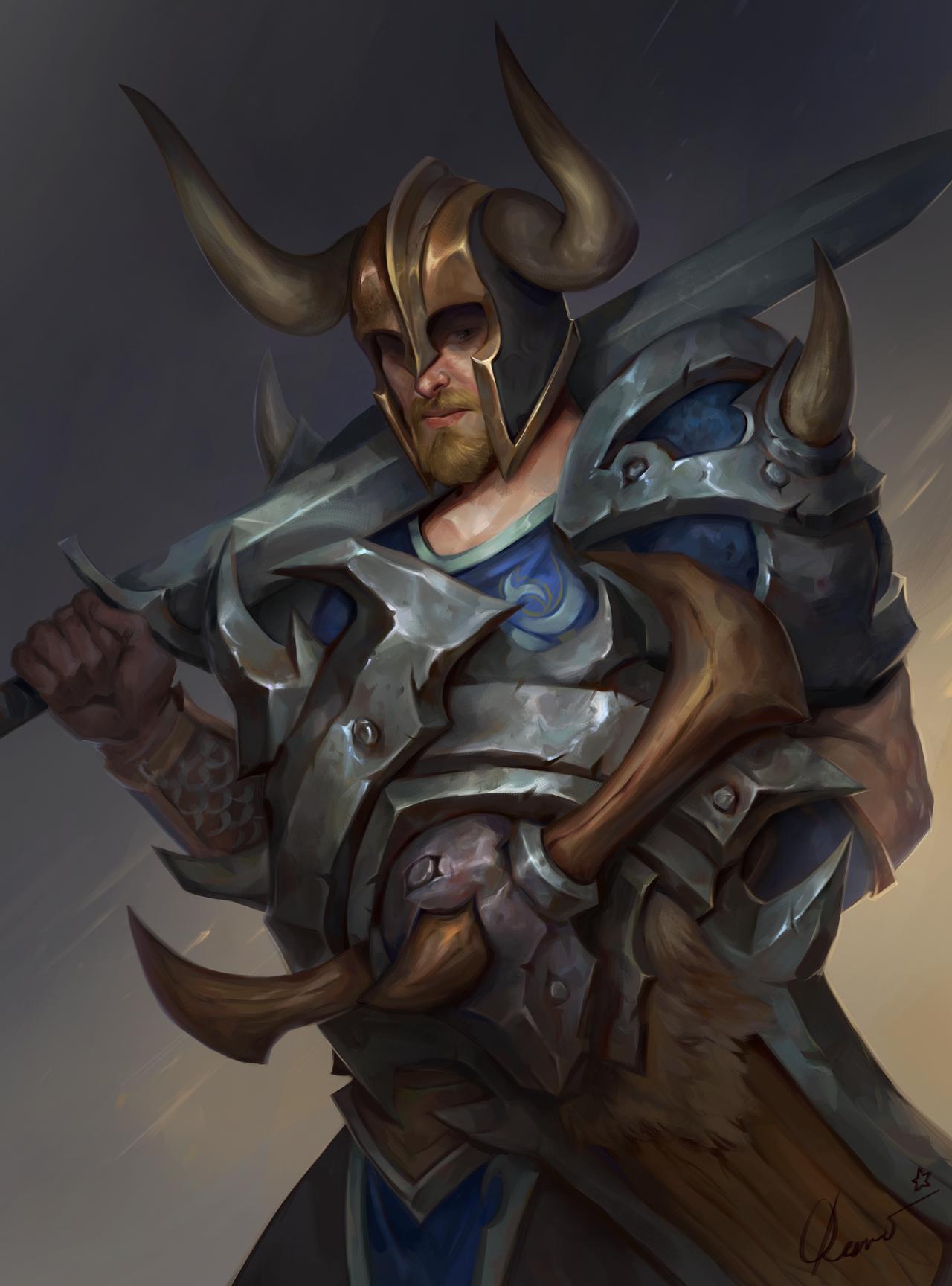 Human Warrior Brutal Commission