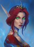 Elisabeth ~Diagnosis~ Kelly - Blood Elf Frost Mage