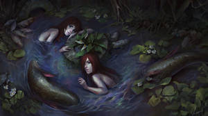 Gasoline Mermaids