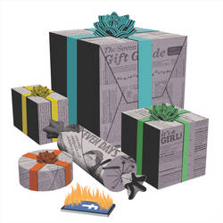 Newspaper Gifts by seanmetcalf