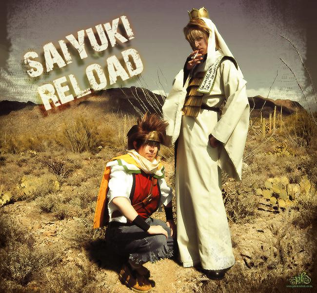 Saiyuki Reload by LiKovacs