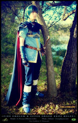 Exiled - Prince Marth Cosplay