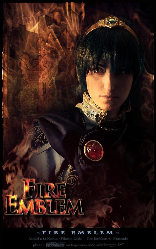 Fire Emblem The Prince Returns by LiKovacs
