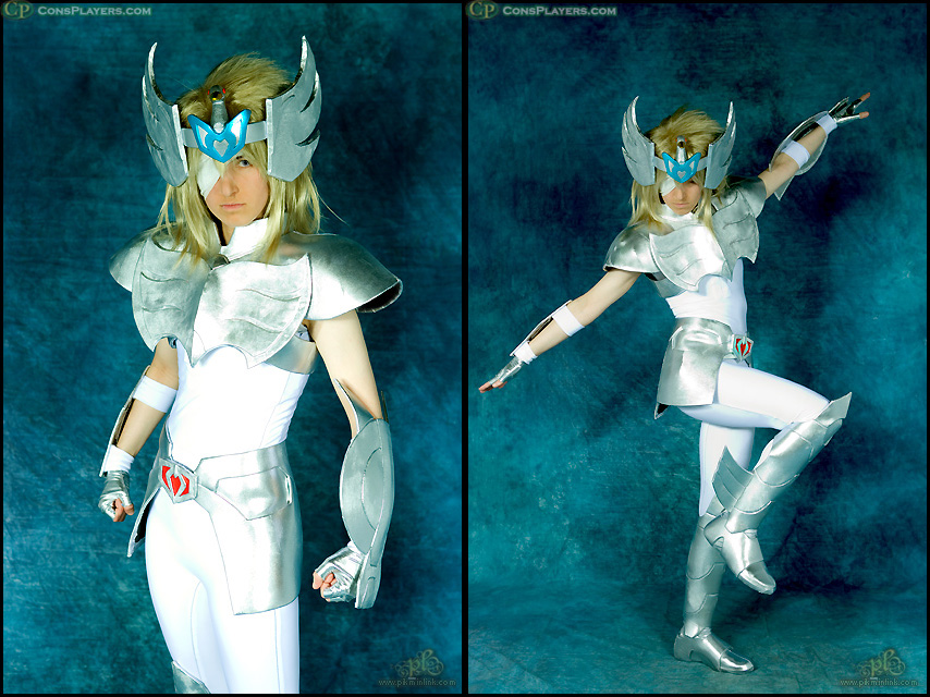 Hyoga Aurora Thunder - Cosplay by pikminlink