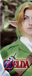 The Hero of Time - Link Cosplay by LiKovacs