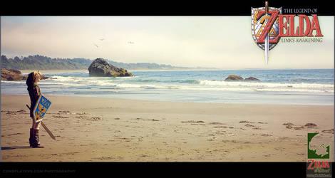 Dreaming Island - Zelda Relived