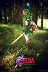 Kokiri Forest - Nintendo Link Costume