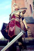 Magic Armor Link - Twilight Princess by LiKovacs