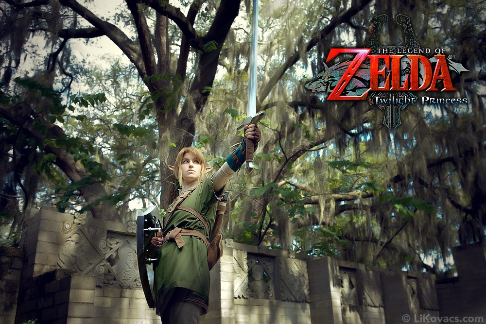 Link - Twilight Princess by LiKovacs