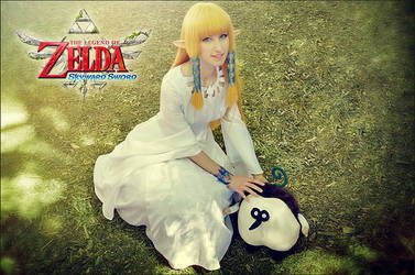 Goddess Zelda by LiKovacs