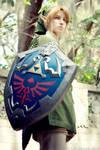 Link - Legend of Zelda: Twilight Princess