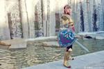 Hylian Hero - Magic Armor Link Twilight Princess