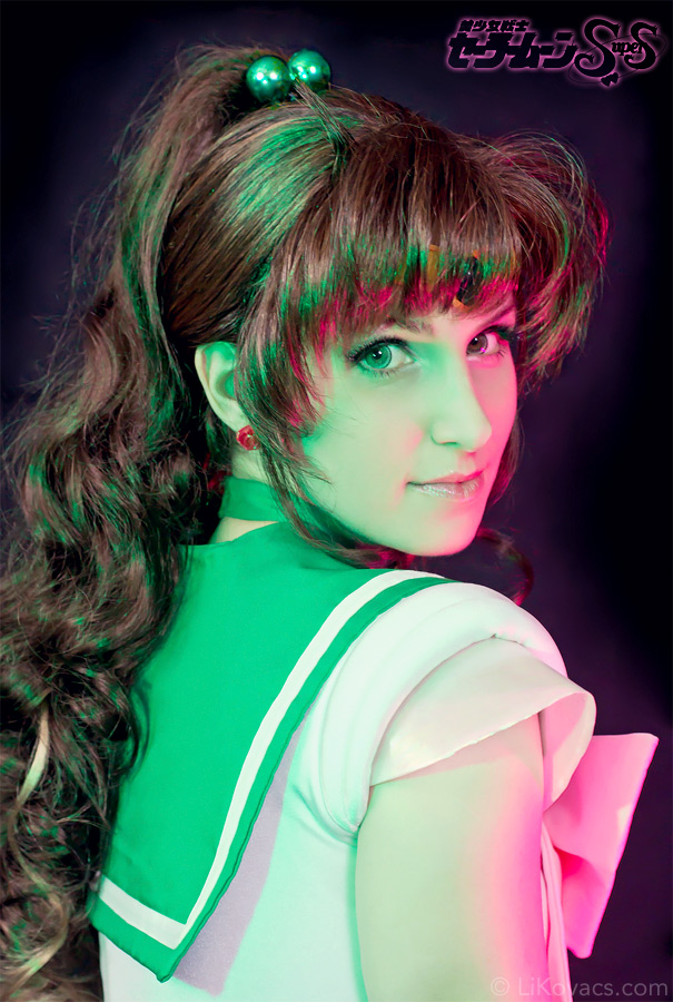 Warrior of Jupiter - Super Sailor Jupiter Cosplay by LiKovacs