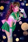 I am Sailor Jupiter!