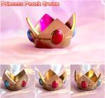 Princess Peach Crown - Nintendo
