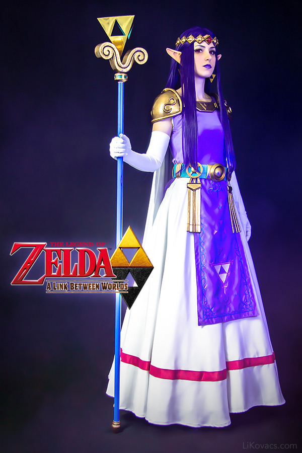Princess Hilda of Lorule - Cosplay