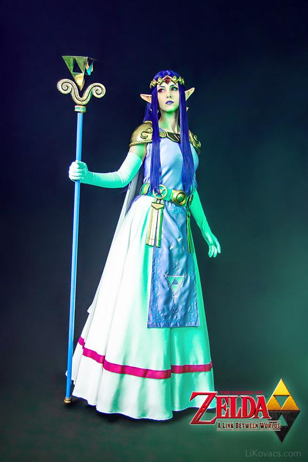 Princess Hilda - Legend of Zelda cosplay by pikminlink