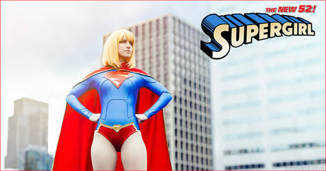 New 52 SuperGirl by LiKovacs