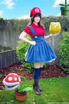 It's a me, Mario! by LiKovacs