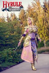 Hyrule Warriors Zelda by LiKovacs