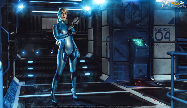 Samus Aran - Metroid: Other M. Cosplay