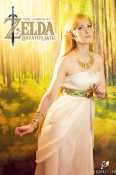 Princess Zelda - Breath of the Wild Cosplay