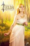 Princess Zelda - Breath of the Wild Cosplay by LiKovacs