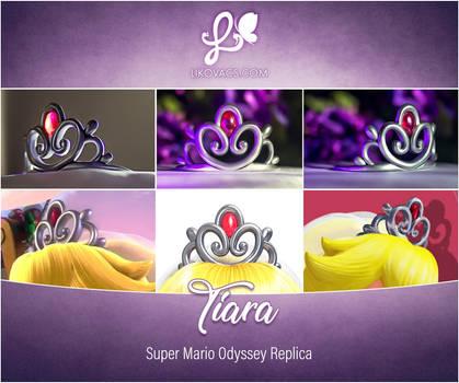 Tiara - Super Mario Odyssey by LiKovacs