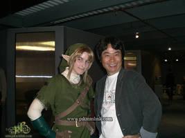 Shigeru Miyamoto and Me by LiKovacs