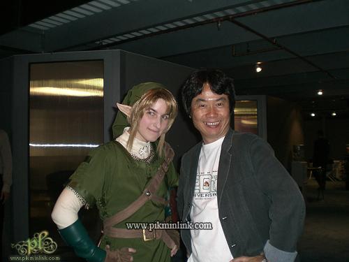 Shigeru Miyamoto and Me