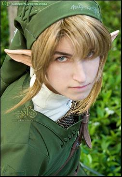 Legend of Zelda - Link Cosplay by pikminlink