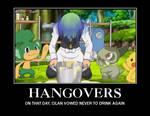 Cilan's Hangover