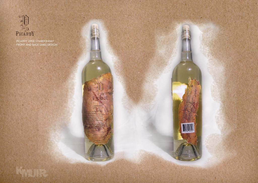 Picardy Chardonnay by atramentous-rose