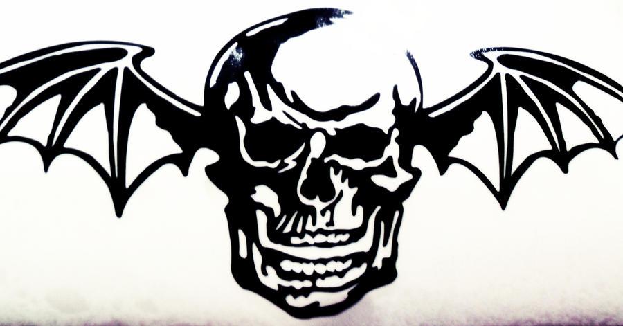 Deathbat Tattoo Designs