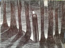 Der Grosse Mann im Schwarzwald