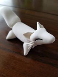 Little Foxy Sculpture