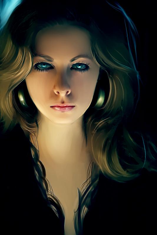 Glare by Kamilytia