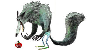 Wolfmans Like Apples