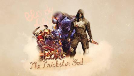 Smite Loki The Trickster God - Wallpaper