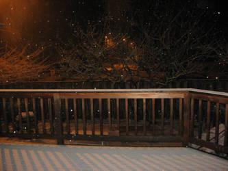 Portland Winter Weather 12' 2 by Artist-Azar