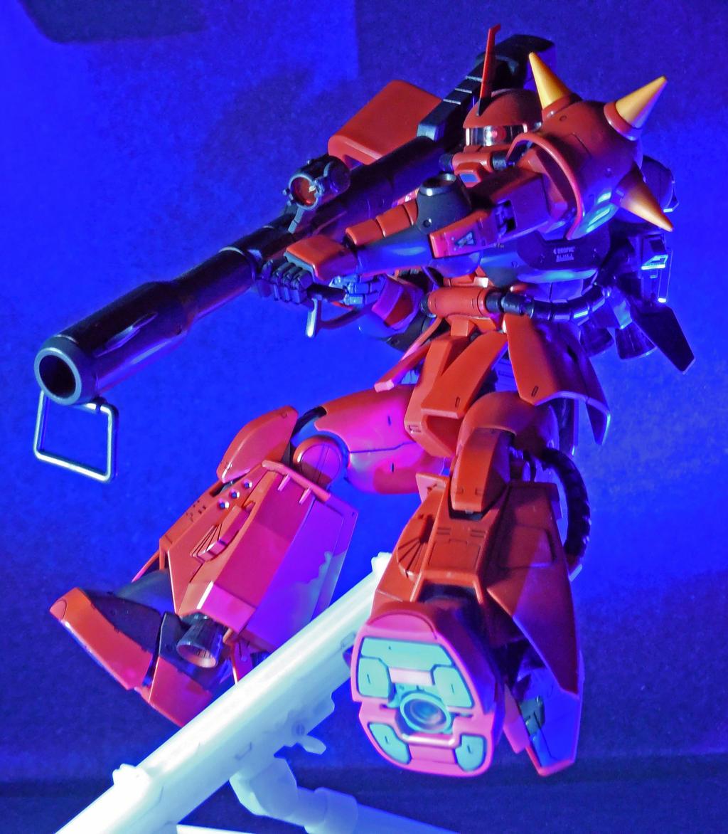 Crimson Lightning by GeneralMechanics