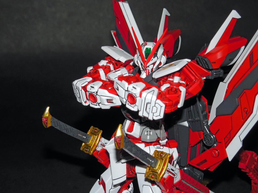 Astray Red Frame Kai By GeneralMechanics ...