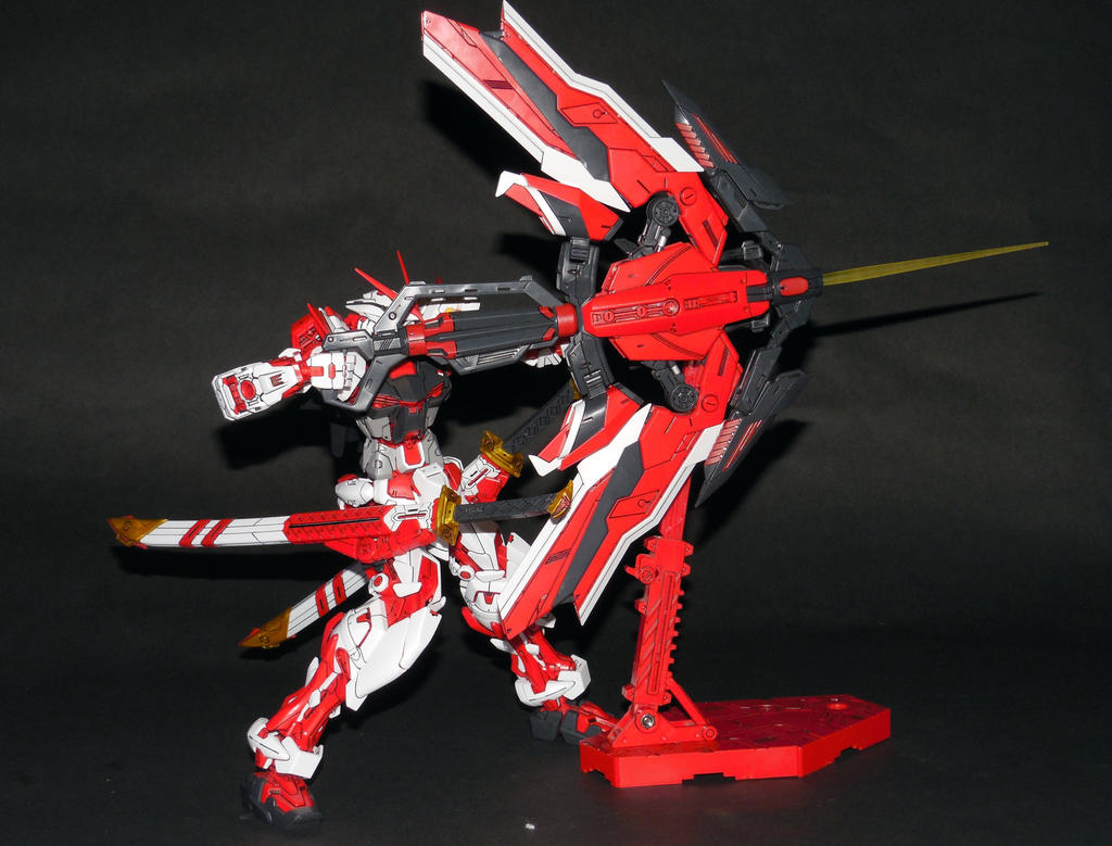 Astray Red Frame -Arrow Mode- by GeneralMechanics