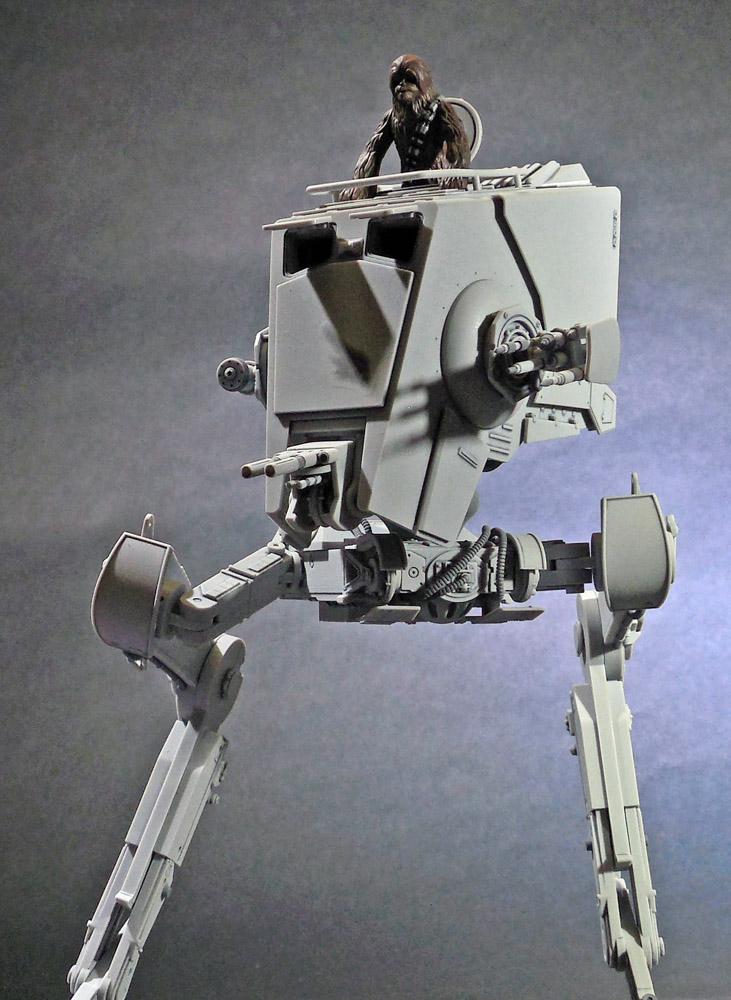 AT-ST 1:48 scale model kit by GeneralMechanics