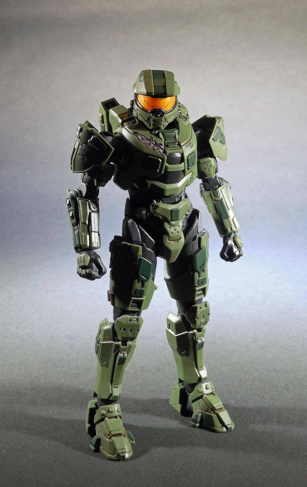 SpruKits: Bandai Model Kits of DC Heroes, Halo, and more ...