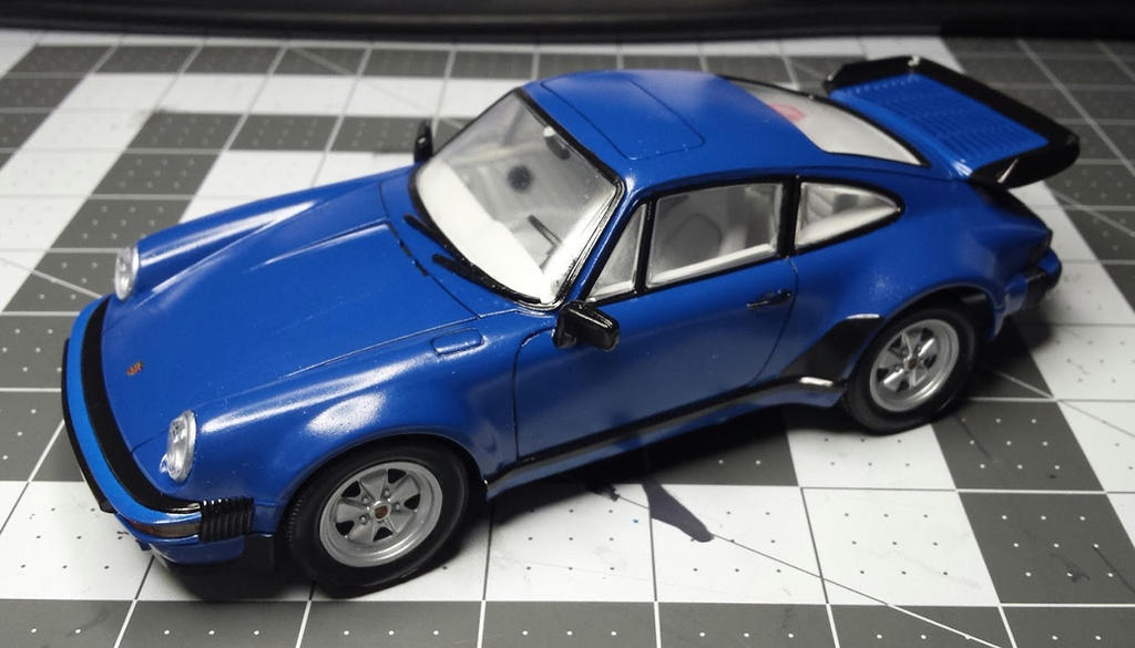 Porsche 911 Turbo by GeneralMechanics
