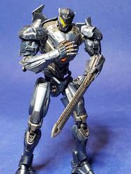 Gipsy Avenger - War Worn by GeneralMechanics