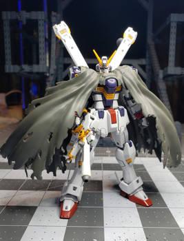Crossbone Gundam X1 - Cloaked